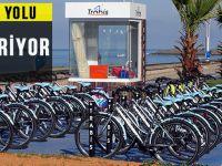 Yeni Bisiklet Yolu Hizmete Giriyor