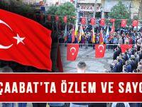 Atatürk Akçaabat'ta Özlem Ve Saygıyla Anıldı