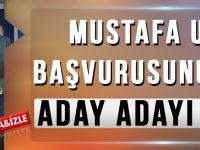 Mustafa Uzun, Ak Parti'den Akçaabat Belediye Başkan Aday Adayı oldu
