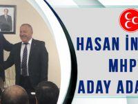 Hasan İncehasan, MHP'den Akçaabat Belediye Başkan Aday Adayı Oldu