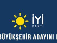 İYİ Parti Trabzon Büyükşehir Adayını Belirledi