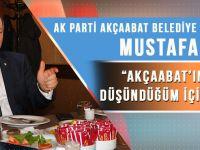 AK Parti Akçaabat Belediye Başkan Aday Adayı Mustafa Uzun Kahvaltıda Basınla Buluştu