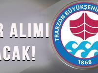 Trabzon Büyükşehir Belediyesi Memur Alacak