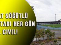 Akçaabat Söğütlü Atletizm Stadı Her Gün Cıvıl Cıvıl