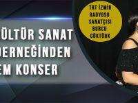 Akçaabat Kültür Sanat Ve Müzik Derneğinden Muhteşem Konser!