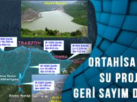 Ortahisar Entegre Su Projesi İçin Geri Sayım Devam Ediyor