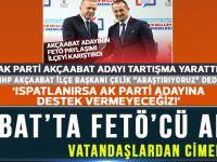 AK Parti Adayı Ekim Akçaabat'ta Tartışma Yarattı