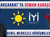Akçaabat İYİ Parti'de Osman Karaçukur Sesleri