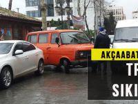 Akçaabat'ın Kaderi: Trafik Sıkışıklığı