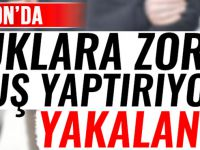 Trabzon'da Çocuklara Zorla Fuhuş Yaptırıyordu Yakalandı!