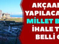 Trabzon ve Akçaabat'ta Millet Bahçesi İhale Tarihleri Açıklandı!