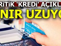 BDDK Başkanı'ndan Çok Kritik 'Kredi' Açıklaması! Vade Ve Taksit Sınırı Uzuyor