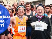 Başkan Gümrükçüoğlu Maratona Davet Etti