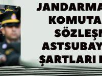 Jandarma Genel Komutanlığı Sözleşmeli Astsubay Alımı Başvuru Şartları Neler?