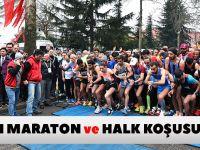 24 Şubat Yarı Maraton, 11.5 Km Koşusu Ve Halk Koşusu Sonuçlandı