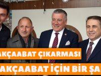 İYİ Parti'den Akçaabat Çıkarması