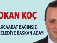 Akçaabat Belediye Başkanlığına 'Bağımsız Esnaf Aday'