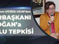 CHP Trabzon'dan Cumhurbaşkanı Erdoğan'a İmamoğlu Tepkisi