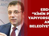 Erdoğan 'Kimin Parasıyla Yapıyorsun' Demişti, AKP'li Belediye De Yapıyor