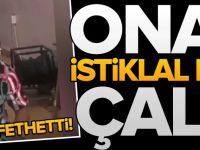 Trabzonsporlu Onazi'den İstiklal Marşı Performansı