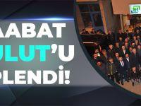 Milletvekili Örs, Osman Akbulut'un Akçaabat'ın Adayı Olduğunu Söyledi