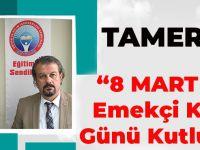 """Trabzon EĞİTİM - İŞ'ten Kutlama """"8 Mart Dünya Emekçi Kadınlar Günü Kutlu Olsun"""""""