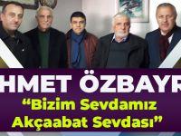 İYİ Parti Akçaabat Belediye Meclis Üyesi Adayı Mehmet Özbayrak Esnaf Ziyaretinde Bulundu