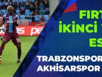 Trabzonspor 2-1 Akhisarspor