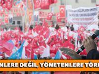 Erdoğan: HDP'ye Oy Verenlere Değil, Yönetenlere Terörist Diyorum