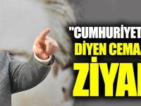 """Özhaseki'den """"Cumhuriyet Son Buldu"""" Diyen Cemaat Liderine Ziyaret"""