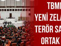 TBMM'den Yeni Zelanda'daki Terör Saldırısına Ortak Kınama