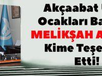 Akçaabat Ülkü Ocakları Başkanı Melikşah Atasoy Kime Teşekkür Etti!
