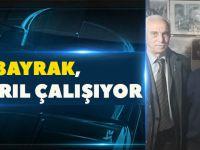 İYİ Parti Akçaabat Belediye Meclis Üyesi Adayı Mehmet Özbayrak, Harıl Harıl Çalışıyor