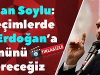 Süleyman Soylu: Yerel Seçimlerde Tayyip Erdoğan'a Gününü Göstereceğiz