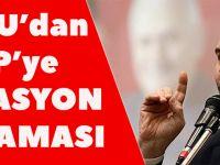 Soylu'dan HDP'ye Operasyon Açıklaması