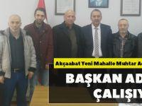 İbrahim Kurtoğlu, Belediye Başkan Adayı Gibi Çalışıyor