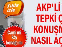 AKP'li Vekilden Partiden Ayrılanlara Tehdit Gibi Sözler!