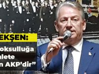 CHP'li Pekşen: Trabzon'u Yoksulluğa Ve Sefalete Mahkûm Eden AKP'dir