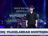 Trabzon Yavuz Sultan Selim Anadolu Lisesi İstanbul'da Sahneye Çıktı