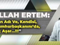 Hayrullah Ertem,Trabzon Dernekler Federasyonu'na Çok Sert Tepki Gösterdi!