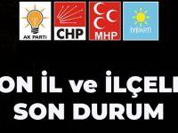 Trabzon'da Seçime 5 Gün Kala Son Durum!