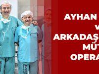 Ayhan Çağılcı Ve Arkadaşlarından Müthiş Operasyon!