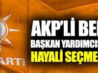 AKP'li Belediye Başkan Yardımcısının Evinde Hayali Seçmen İddiası