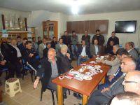 Akçaabat MHP Ziyaretlerine Devam Ediyor