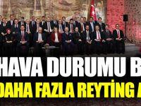 Erdoğan'ın Katıldığı Canlı Yayın Reytinglerde Çakıldı