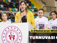 2. Uluslararası Minikler Yasemin Adar Turnuvası Gerçekleşti