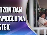 CHP Trabzon'dan Ekrem İmamoğlu'na Destek