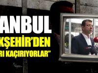 """Ekrem İmamoğlu: """"İstanbul Büyükşehir'den Evrakları Kaçırıyorlar"""""""