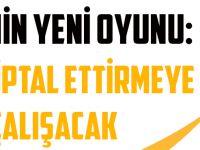 AKP'nin Yeni Oyunu: Seçimi İptal Ettirmeye Çalışacak