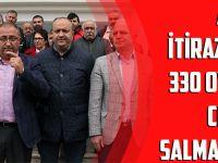 AKP İtiraz Etmişti! 332 Oy Farkla CHP'li Salman Kazandı
